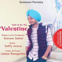 Will You Be My Valentine song download by Satnam Sehmi