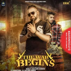 The War Begins song download by Bagga