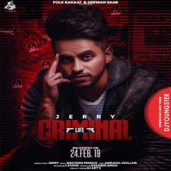 Criminal Life song download by Jerry