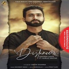 Distance song download by Navdeep Sodhi