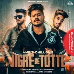 Jigre De Totte song download by Amrit Dhillon