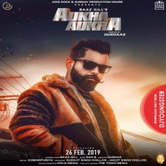 Aukha Aukha song download by Baaz Gill