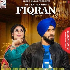 Fikran song download by Ricky Sandhu