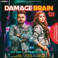 Damage Brain song download by Deep Sidhu