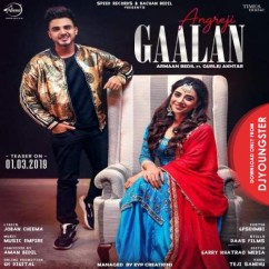 Angreji Gallan song download by Armaan Bedil