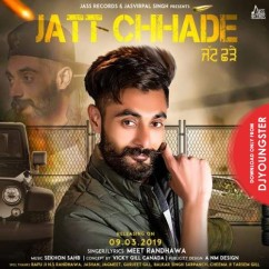 Jatt Chadde song download by Meet Randhawa