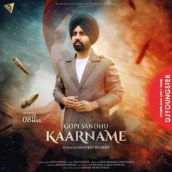 Kaarname song download by Gopi Sandhu
