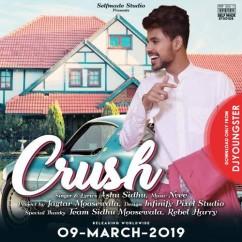 Crush song download by Ashu Sidhu