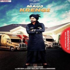 Mauj Krengi song download by Geeta Zaildar