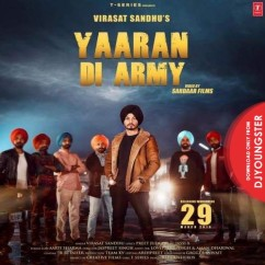 Yaaran Di Army song download by Virasat Sandhu