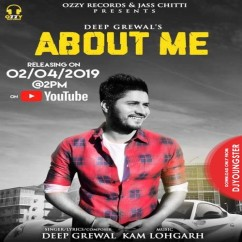 About Me song download by Deep Grewal