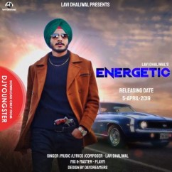 Energetic song download by Lavi Dhaliwal