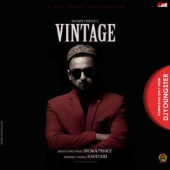 Vintage song download by Brown Prince