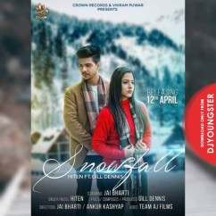 Snowfall song download by DJ Hiten