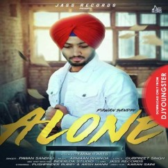 Alone song download by Pawan Sandhu