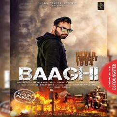 Baaghi song download by Nish Kang