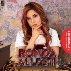 Ronda Ali Peti song download by Shehnaz Gill