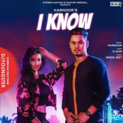 I Know song download by Harnoor