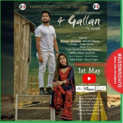 4 Gallan Tu Kari song download by Aman Saroha