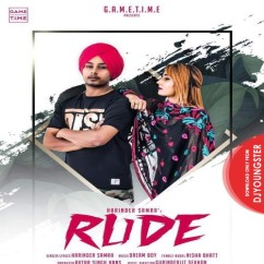 Rude song download by Harinder Samra