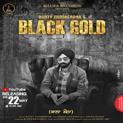 Black Gold song download by Bunty Numberdar