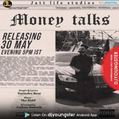 Money Talks song download by Varinder Brar