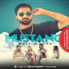 Mustang Wala Munda song download by Taj Minhas