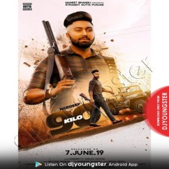 90 Killo song download by Hardeep