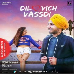 Dil Vich Vassdi song download by Harinder Samra