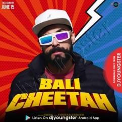 Cheetah song download by Bali