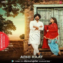 Adhi Raat song download by Ranjit Bawa