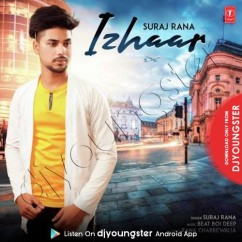 Izhaar song download by Suraj Rana