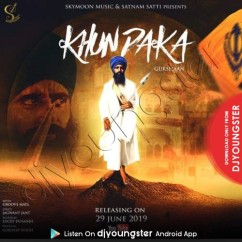 Khundaka song download by Gurshaan