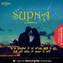 Supna song download by Sarvan