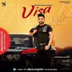 Visa song download by Resham Anmol