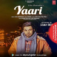 Yaari song download by Gitaz Bindrakhia