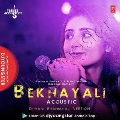 Bekhayali Acoustic song download by Dhvani Bhanushali