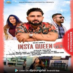 Insta Queen song download by Daljeet Chahal