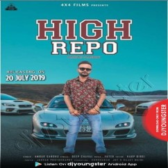 High Repo song download by Ambar Sandhu
