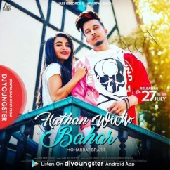 Hathan Wicho Bahar song download by Mohabbat Brar