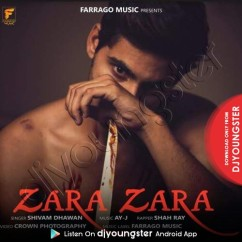 Zara Zara Behekta Hai song download by Shivam