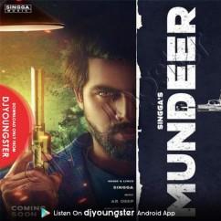 Mundeer song download by Singga
