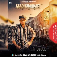 Warning song download by Kamal Dhillon