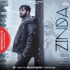Zinda song download by Happy Raikoti