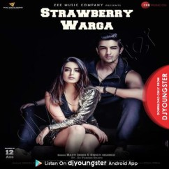 Strawberry Warga song download by Navv Inder