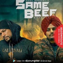 Same Beef song download by Sidhu Moosewala