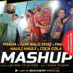 Prada Gur Nalo Ishq Mitha Mashup song download by DJ Rink