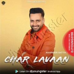 Chaar Lavaan song download by Maninder Batth