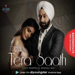 Tere Saath song download by Vicky Chopra