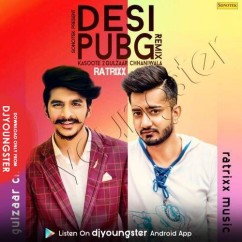 Desi Pubg Kasoote 2 song download by Gulzaar Chhaniwala